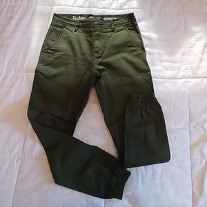 Publish jogger pant in Olive